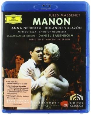 Nietrebko / Villazon / Barenboim: Massenet: Manon
