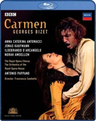 Jonas Kaufmann - Carmen [Region 1]