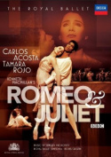 Carols Acosta - Romeo & Juliet [Region 1] [Blu-ray]