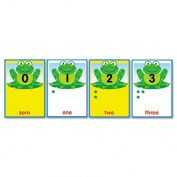 Carson-Dellosa Publishing 119005 Quick Stick Bulletin Board Set- Numbers 0-30
