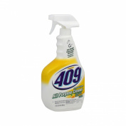 Clorox Formula 409 Lemon Antibacterial Kitchen All Purpose Spray Cleaner