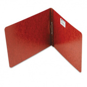 Acco Brands- Inc. ACC17928 Pressboard Report Cover- 2in. Capacity- 8-.50in.x11in.- Rust Red