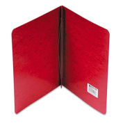 Acco Brands- Inc. ACC25979 Pressboard Report Cover- 3in. Capacity- 8-.50in.x11in.- Exec. Red