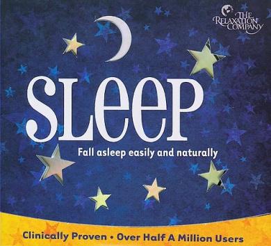 Sleep: Fall Asleep Easily and Naturally [Digipak]
