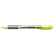 Brite Liner + Highlighter, Chisel Tip, Fluorescent Yellow Ink