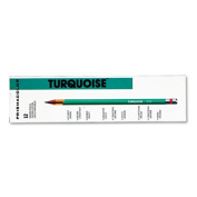 Turquoise Drawing Pencil, 4H, 1.98 mm, Dozen
