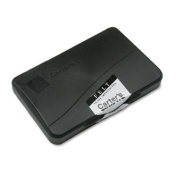 Avery 2.75in. x 4.25in. Black Carters Stamp Pad 21081