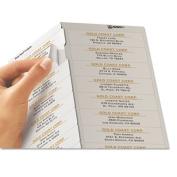 Easy Peel Inkjet Address Labels, 1 x 4, White, 500/Pack