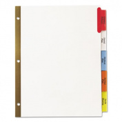 Avery Worksaver Big Tab Dividers- Case of 2