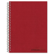 3-Subject Notebook, College/Margin Rule, 6-3/8 x 9-1/2, WE, 120 Sheets