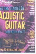 Getting Started On Acoustic Guitar [Region 2]