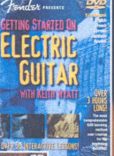 Getting Started On Electric Guitar [Region 2]