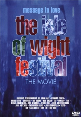 Message to Love [Region 1]: The Isle of Wight Festival - The Movie