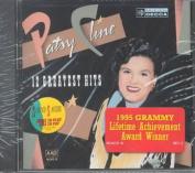 12 Greatest Hits Patsy Cline