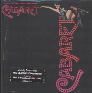 Cabaret [Original Soundtrack Recording]
