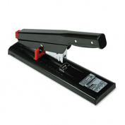 B310HDS AntiJam Heavy-Duty Stapler, 130-Sheet Capacity, Black