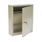 SteelMaster Uni-Tag Key Cabinet, 60-Key, Steel, Sand, 25cm 1.6cm x 7.6cm x 30cm - 0.3cm