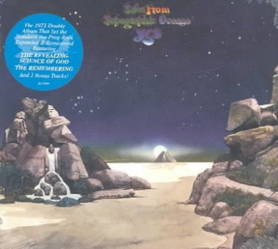 Tales from Topographic Oceans [Bonus Tracks. Remaster]