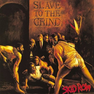 Slave to the Grind [Clean] [PA]