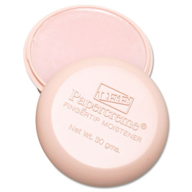 Lee Products Company LEE12000 Fingertip Moistener- Non-greasy- Nonskid Base- 30 Grams