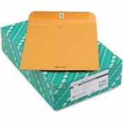 Quality Park Clasp Envelope - Clasp - #95 (25cm x 30cm ) - 13kg - Gummed - Kraft - 100/Box - Kraft