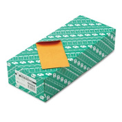 Quality Park Products QUA50562 Coin Envelopes- Size 5-.50- 28 lb- 3-.13in.x5-.50in.- Kraft