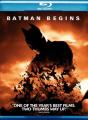Batman Begins [Region A] [Blu-ray]
