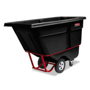 Rcp 440000 Utility-Duty Home/Office Cart 250 lb Capacity 20-7/8 x 31-3/4 Platform BK