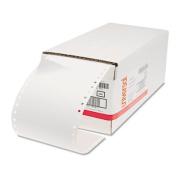 Dot Matrix Printer Labels, 1 Across, 2-15/16 x 4, White, 5000/Box