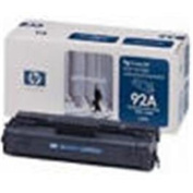 HP 92A, (C4092A) Black Original LaserJet Toner Cartridge