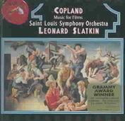 COPLAND:RED PONY & MUSIC FOR MOVIES