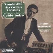 Vaudeville Accordion Classics