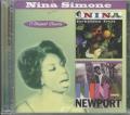 Forbidden Fruit/Nina Simone at Newport