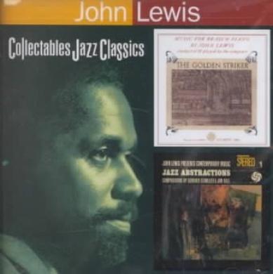 The Golden Striker/John Lewis Presents Jazz Abstractions