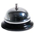 "Call Bell, 3-3/8"" Diameter, Brushed Nickel"