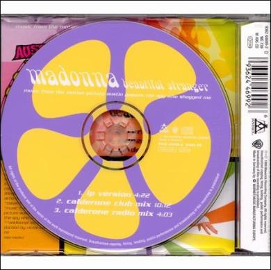 Beautiful Stranger [Australian CD Single] [Single]
