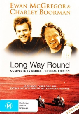 LONG WAY ROUND SPECIAL EDITION