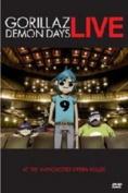 Gorillaz - Demon Days Live [Region 1]