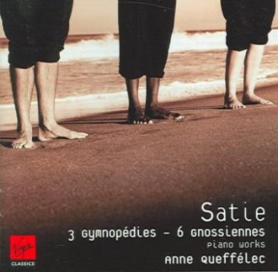 Satie: Gymnop'dies, Gnossiennes / Anne Queff'lec