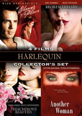 Harlequin Collector's Set Vol. 1: A Change Of Place/Broken Lullaby/Treacherous Beauties/Another Woman