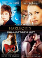 Harlequin Collector's Set Vol. 3:The Waiting Game / Hard To Forget / Recipe For Revenge / This Matter Of Marriage [Region 1]