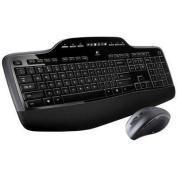 LOGITECH MK710 Wireless Desktop 3yr Battery Life(Keyboard & Mouse) Unifying receiver Advanced 2.4
