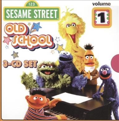 Sesame Street Old School, Vol. 1 [Box]