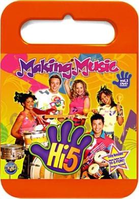 Hi-5 - Making Music Vol. 3 [Region 1]