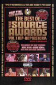 Best of The Source Awards Vol. 1 - Hip-Hop History [Region 1]