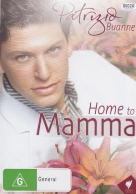 Patrizio Buanne - Home to Mamma (DVD / CD)