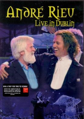Andre Rieu Live In Dublin