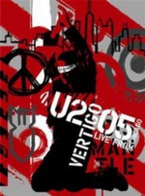 U2 - 05 Vertigo: Live From Chicago (DTS)