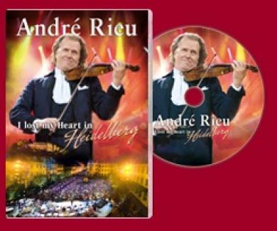 Andre Rieu I Lost My Heart In Heidelberg