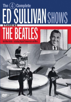 4 Complete Ed Sullivan Shows Starring the Beatles [9/7] *